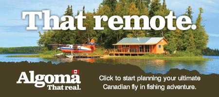 Algoma Fly-in Fishing Trips